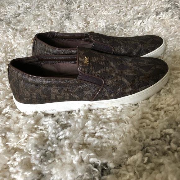 Michael Kors Shoes | Slip On Sneakers